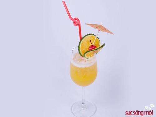 Cocktail gió thu